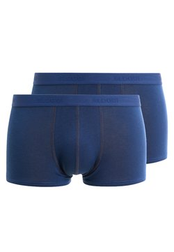 Sloggi - SLIM 24/7 HIPSTER 2 PACK - Shorty - midnight blue