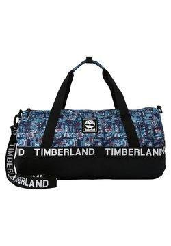 Timberland - Sporttasche - blue/red/black