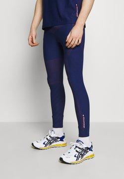 Tommy Sport - LEGGING - Tights - blue