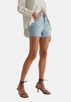 NA-KD - Short en jean - light blue