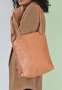 Next - Shopping Bag - tan
