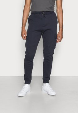 Cars Jeans - DUSHANE - Cargo trousers - navy