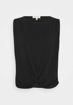 Yogasearcher - TWISTED - Top - deep black