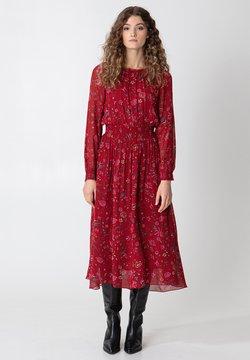 Indiska - Vestido informal - red