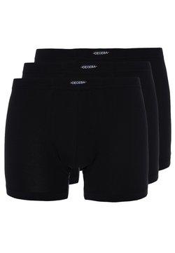 Ceceba - ARCEN 3 PACK - Shorty - black