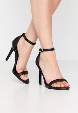 4th & Reckless - JASMINE - Sandalias de tacón - black