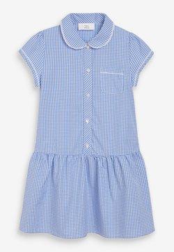 Next - Blusenkleid - mottled blue