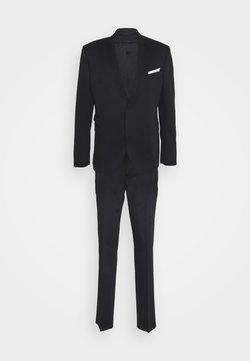 Neil Barrett - TRAVEL FITTED SLIM SUIT - Costume - dark navy