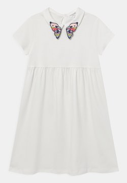 Charabia - Jerseykleid - offwhite