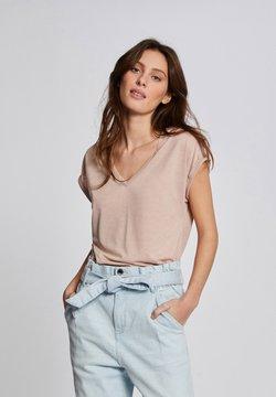 Morgan - T-Shirt print - mottled rose