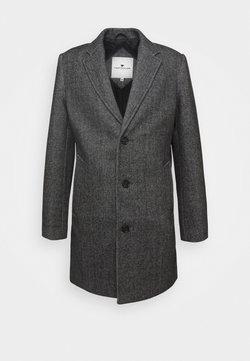 TOM TAILOR - COAT THREE BUTTONS - Manteau classique - mottley grey