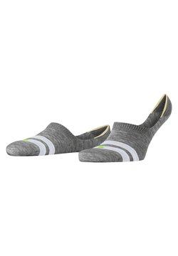 Burlington - Socken - light greymel