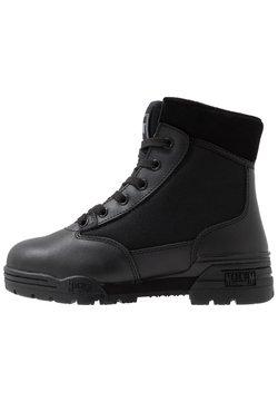 Hi-Tec - MAGNUM CLASSIC MID - Scarpa da hiking - black