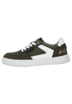 Bullboxer - Sneakers laag - green/white