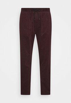 Scotch & Soda - FAVE SOFT PANT WITH ELASTICATED WAISTBAND - Pantalon classique - fire brick