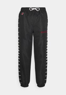 Grimey - GRMY X GZUZ UNISEX TRACK PANTS - Jogginghose - black