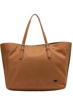 DreiMaster - Shopping Bag - cognac