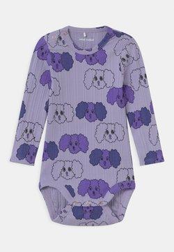 Mini Rodini - BABY FLUFFY DOG  - Body - purple