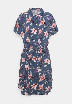 ONLY Tall - ONLNOVA LIFE DRESS - Vestido camisero - vintage indigo