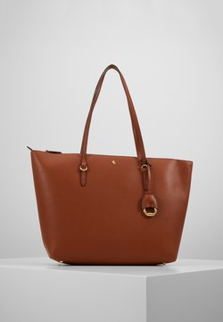 Lauren Ralph Lauren - GRAIN KEATON - Shopping Bag -  tan