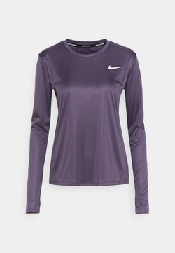 Nike Performance - MILER - Camiseta de deporte - dark raisin