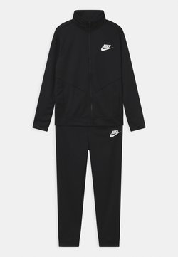 Nike Sportswear - CORE SET - Survêtement - black/white