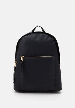 New Look - CLIVE ZIP AROUND BACKPACK - Reppu - black