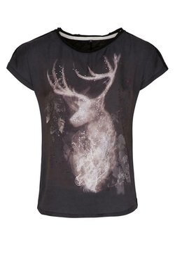 HANGOWEAR - HADELIND - T-Shirt print - schwarz