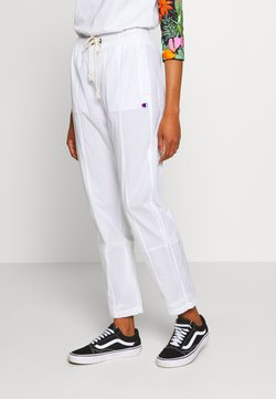 Champion Reverse Weave - LONG PANTS - Jogginghose - white