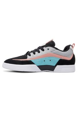 DC Shoes - LEGACY 98 SLIM - Sneakers laag - black/grey/blue