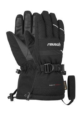 Reusch - Fingerhandschuh - black/white