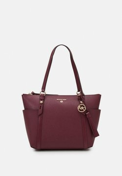 MICHAEL Michael Kors - NOMADMD - Shopping Bag - dark berry