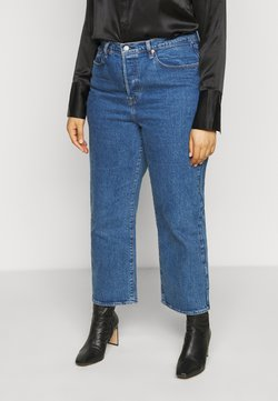 Levi's® Plus - RIBCAGE STRAIGHT - Straight leg jeans - georgie