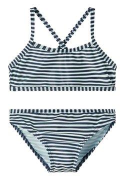 Name it - NMFFELISIA SET - Bikinit - blue