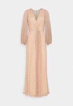 SISTA GLAM PETITE - DAISIANNE - Robe de cocktail - rose gold