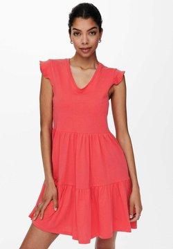 ONLY - Vestito estivo - red