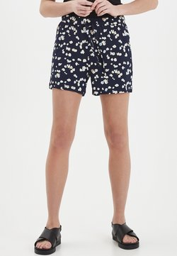 ICHI - IHLISA  - Shorts - cool blue
