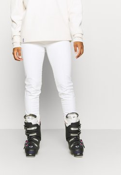 Luhta - JOENTAKA - Stoffhose - optic white