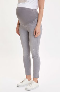 DeFacto - Vaqueros slim fit - grey