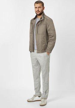 S4 Jackets - MODERNE  CHALLENGE - Winterjacke - brown melange