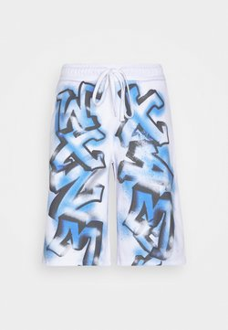 Jaded London - GRAFFITI - Jogginghose - white