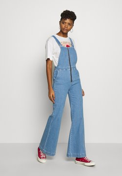 Rolla's - EASTCOAST OVERALL - Salopette - lilah blue organic