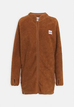 Eivy - REDWOOD SHERPA COAT - Giacca in pile - brown