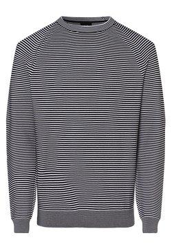 Armani Exchange - Strickpullover - schwarz weiß