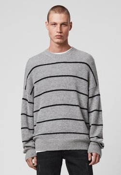 AllSaints - Strickpullover - grey