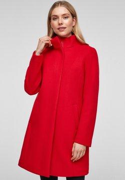 s.Oliver - Wollmantel/klassischer Mantel - red