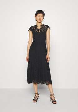 IVY & OAK - DRESS MIDI - Cocktail dress / Party dress - black