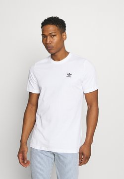 adidas Originals - ESSENTIAL TEE - T-shirt basic - white