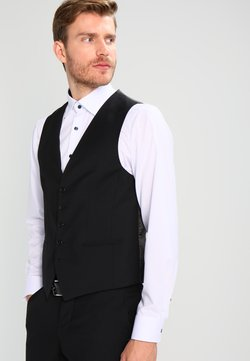 Tommy Hilfiger Tailored - WEBSTER - Gilet elegante - black