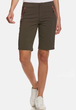 Jeff Green - MINA - Outdoor Shorts - steel